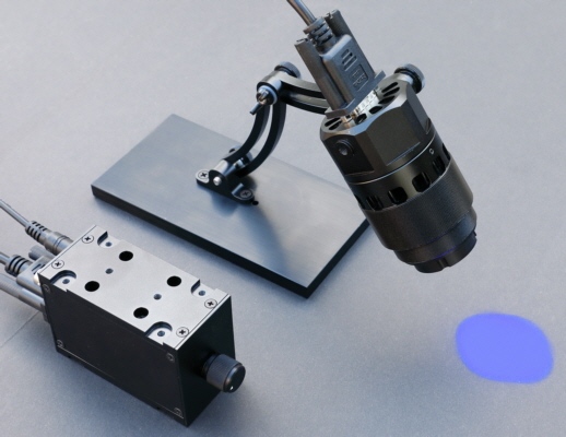 led light source for stereo microscopy, macro photography andMicroscope Led Light Source Circuit #17